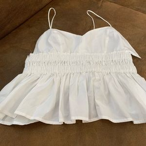 Express NWT Cropped Halter Top SP